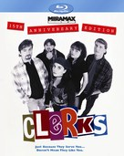 Clerks. - Blu-Ray movie cover (xs thumbnail)