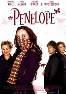 Penelope - German Movie Poster (xs thumbnail)