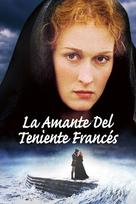 The French Lieutenant's Woman - Argentinian Movie Cover (xs thumbnail)