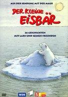 Der kleine Eisbär - German DVD cover (xs thumbnail)
