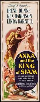 Anna and the King of Siam - Movie Poster (xs thumbnail)
