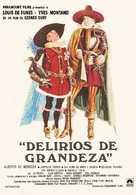 La folie des grandeurs - Spanish Movie Poster (xs thumbnail)