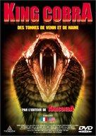 King Cobra - French DVD cover (xs thumbnail)