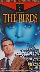 The Birds - VHS movie cover (xs thumbnail)