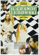 The Big Lebowski - Italian Movie Poster (xs thumbnail)