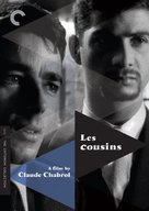 Les cousins - DVD movie cover (xs thumbnail)