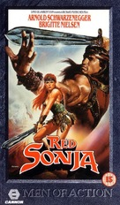 Red Sonja - British Movie Cover (xs thumbnail)
