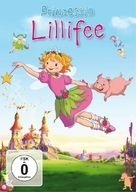 Prinzessin Lillifee - German Movie Cover (xs thumbnail)