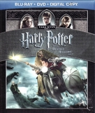 Harry Potter and the Deathly Hallows: Part I - Blu-Ray movie cover (xs thumbnail)