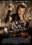 Resident Evil: Afterlife - Portuguese Movie Poster (xs thumbnail)