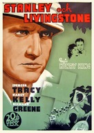 Stanley and Livingstone - Swedish Movie Poster (xs thumbnail)