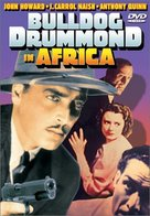 Bulldog Drummond in Africa - Movie Cover (xs thumbnail)