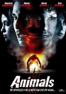 Animals - French Movie Poster (xs thumbnail)