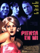 Wishful Thinking - Spanish Movie Poster (xs thumbnail)