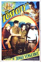 The Lost City - Movie Poster (xs thumbnail)