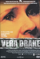 Vera Drake - German DVD movie cover (xs thumbnail)