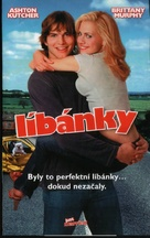 Just Married - Czech VHS cover (xs thumbnail)
