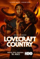 """""""Lovecraft Country"""" - Mexican Movie Poster (xs thumbnail)"""