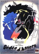 Dédée d'Anvers - French Movie Poster (xs thumbnail)