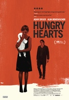 Hungry Hearts - Canadian Movie Poster (xs thumbnail)