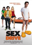Sex Drive - Dutch Movie Poster (xs thumbnail)