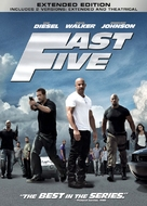 Fast Five - Movie Cover (xs thumbnail)
