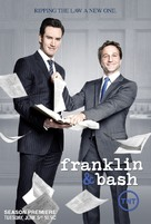 """Franklin & Bash"" - Movie Poster (xs thumbnail)"