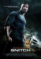 Snitch - Dutch Movie Poster (xs thumbnail)