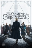 Fantastic Beasts: The Crimes of Grindelwald - Argentinian Movie Cover (xs thumbnail)
