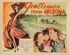 The Gentleman from Arizona - Movie Poster (xs thumbnail)