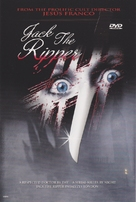 Jack the Ripper - DVD cover (xs thumbnail)