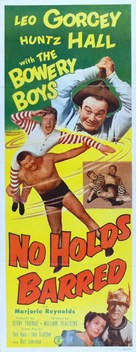 No Holds Barred - Movie Poster (xs thumbnail)
