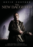 The New Daughter - DVD cover (xs thumbnail)