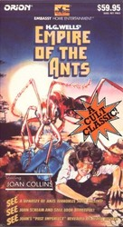 Empire of the Ants - VHS cover (xs thumbnail)