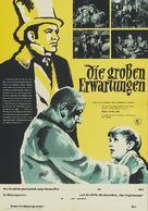Great Expectations - German Movie Poster (xs thumbnail)