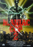 Maniac Cop 2 - German Movie Poster (xs thumbnail)