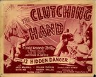 The Amazing Exploits of the Clutching Hand - Movie Poster (xs thumbnail)