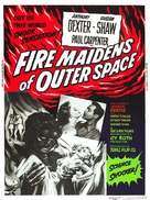 Fire Maidens from Outer Space - Movie Poster (xs thumbnail)