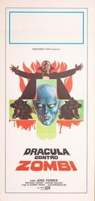 Dracula's Dog - Italian Movie Poster (xs thumbnail)