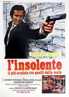 L'insolent - Italian Movie Poster (xs thumbnail)