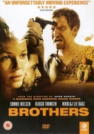 Brødre - British DVD movie cover (xs thumbnail)