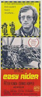 Easy Rider - Australian Movie Poster (xs thumbnail)