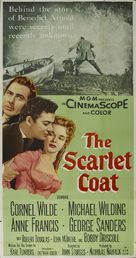 The Scarlet Coat - Movie Poster (xs thumbnail)