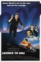 Licence To Kill - Movie Poster (xs thumbnail)