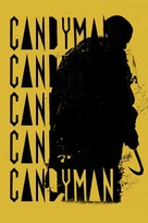 Candyman - British Video on demand movie cover (xs thumbnail)