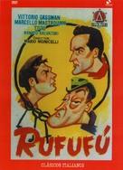 I soliti ignoti - Spanish Movie Cover (xs thumbnail)