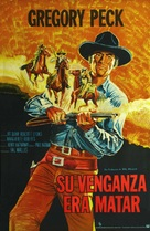 Shoot Out - Argentinian Movie Poster (xs thumbnail)
