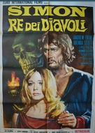 Simon, King of the Witches - Italian Movie Poster (xs thumbnail)