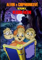 Alvin and the Chipmunks Meet the Wolfman - Czech DVD movie cover (xs thumbnail)