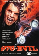 976-EVIL - German DVD movie cover (xs thumbnail)